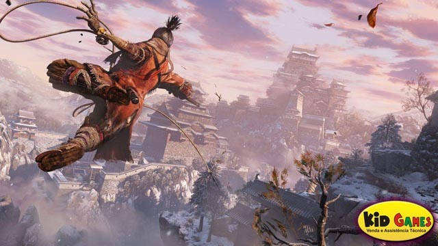 Sekiro: Shadows Die Twice - PS4  - foto principal 1