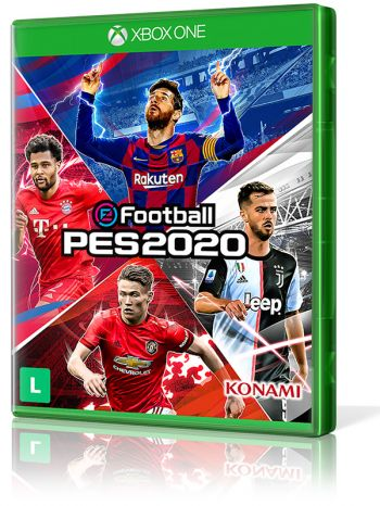 PES 2020 (Pro Evolution Soccer 2020) - XBOX One