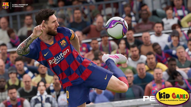 eFootball PES 2020 (Pro Evolution Soccer 2020) - XBOX One  - foto principal 1