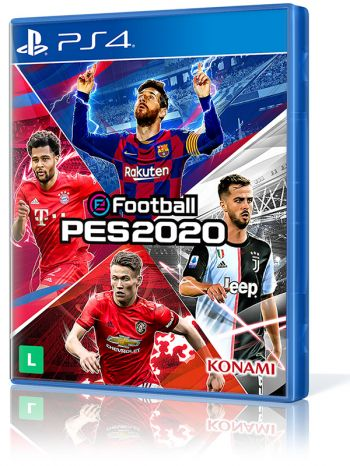 eFootball PES 2020 (Pro Evolution Soccer 2020) - PS4