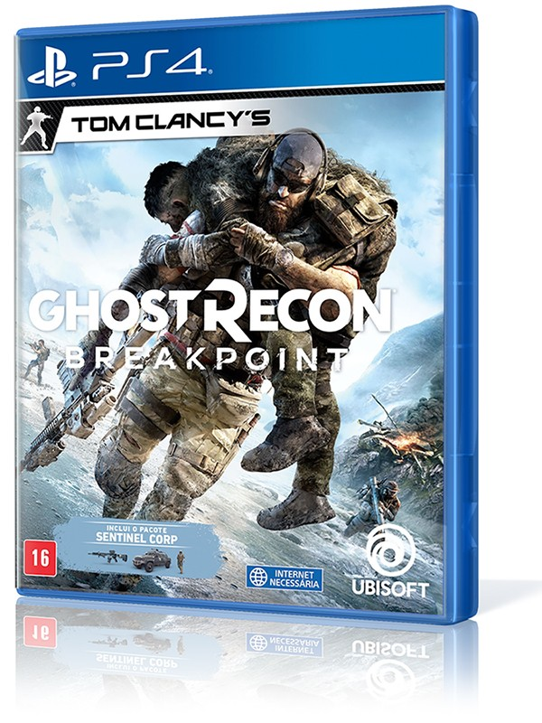 Tom Clancy's Ghost Recon Breakpoint - PS4  - foto principal 1