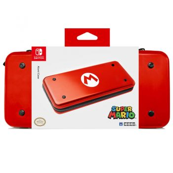 Case de Alumínio Super Mario Edition - HORI - Nintendo Switch