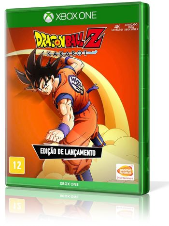 Dragon Ball Z: Kakarot - XBOX One (PRÉ-VENDA)