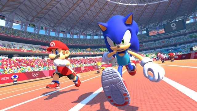Mario & Sonic at the Olympic Games: Tokyo 2020 - Nintendo Switch  - foto principal 1