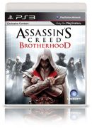 Assassins Creed: Brotherhood - PS3 (Usado disponível na 215 Sul)