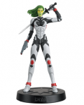 Miniaturas Marvel - Fact Files Gamora