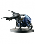 Miniatura Especial DC Comics Batman on Bike