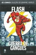 Graphic Novels Dc Comics Edição 56 Flash Guerra De Gangues