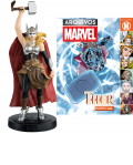 Miniaturas Marvel Fact Files Edição 22 - Poderosa Thor - Jane Foster