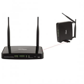 ROTEADOR WIRELESS INTELBRAS WRN 342 N 300 Mbps