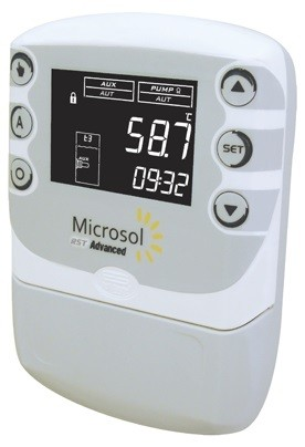 Controlador de Temperatura Digital - Microsol RST Advanced  - foto principal 1