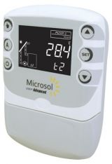 Controlador de Temperatura Digital - Microsol SWP Advanced