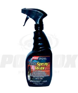 Cera Líquida Nano Care Spray Wax Malco 650 ml