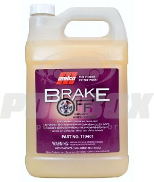 Brake Off Non-Acid Wheel Cleaner Limpador Especial Malco (3,785 L)