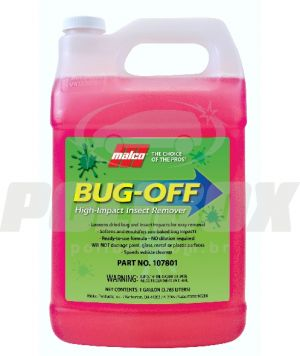Limpador Especial Bug-Off High-Impact Insect Remover Malco (3,785 L)