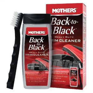 Limpador de Plásticos e Borrachas Back to Black Heavy Duty Trim Cleaner Mothers (355ml)