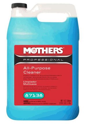 Limpador Multiuso Professional All-Purpose Cleaner Mothers 87138 (3,78L)