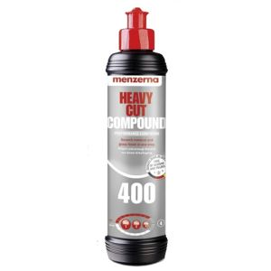 Heavy Cut Compound 400 - Polidor de Abrasividade Moderada - Menzerna (250ml) (FG 400)