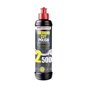Medium Cut Polish 2500 - Polidor de Abrasividade Moderada - Menzerna  (250ml)