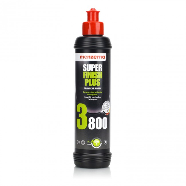 Lustrador Super Finish Plus 3800 Menzerna (250ml)  - foto principal 1