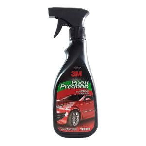 Pneu Pretinho Spray 3m (500ml)
