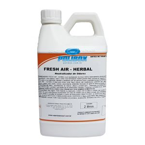 Fresh Air Herbal Neutralizador de odores - Spartan (2 Litros)