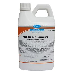Fresh Air Airlift Neutralizador de odores - Spartan (2 Litros)