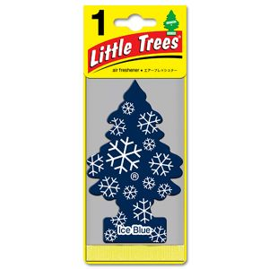 Little Trees Ice Blue - Odorizador de Ambiente (1 unidade)  - foto 1