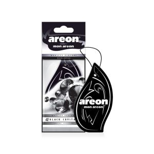 Odorizador Mon Areon Black Crystal