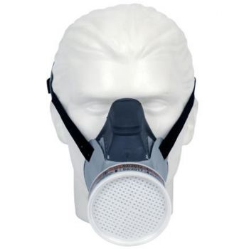RESPIRADOR AIR SAN SEMI-FACIAL AIR SAFETY COM FILTRO