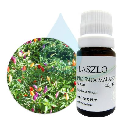 CO2-TO de Pimenta Malagueta - GT Índia - Laszlo - 10,1ml