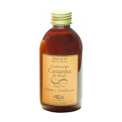 Condicionador Castanha do Brasil - Amazon Bath & Body - Arte dos Aromas - 250ml