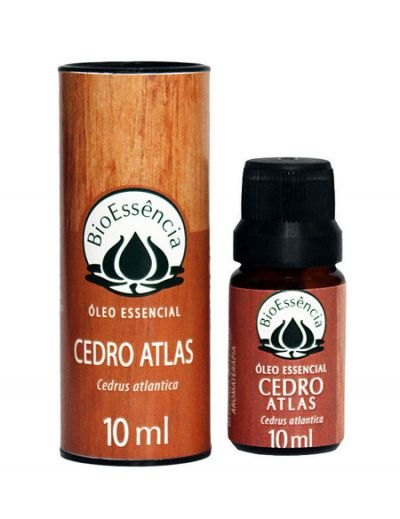 Óleo Essencial de Cedro do Atlas  -  Bioessência - 10,0ml