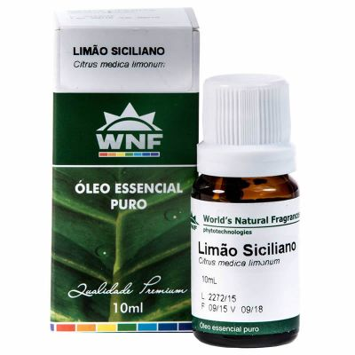 Óleo Essencial de Limao Siciliano - WNF - 10ml