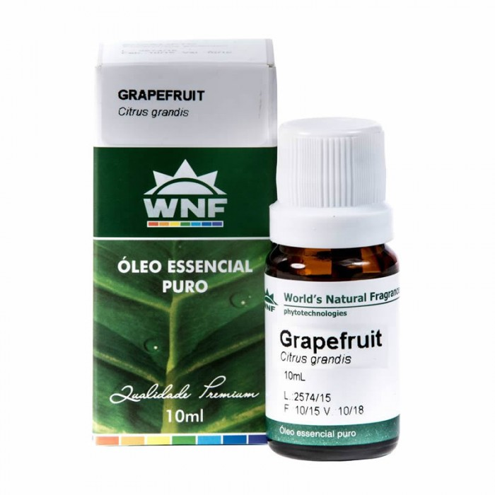 Óleo Essencial de Grapefruit - WNF - 5ml