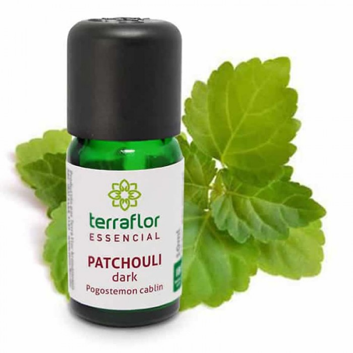 Óleo Essencial de Patchouli Dark  - Terra Flor - 10ml