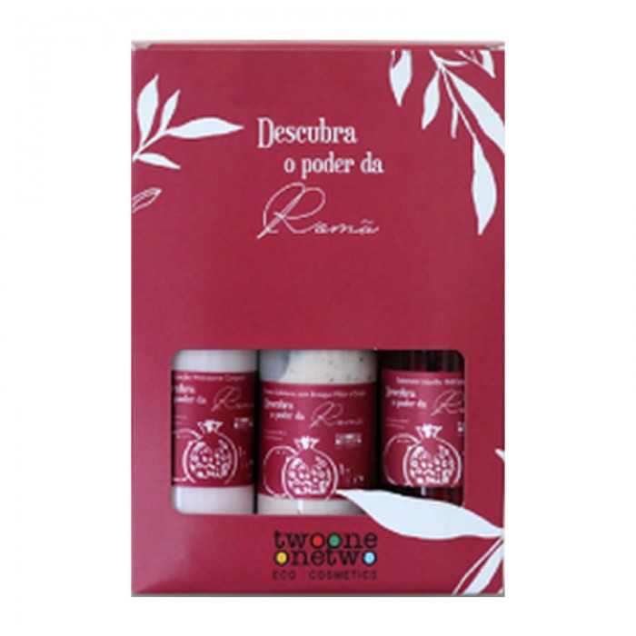 Kit Tropical Beauty Romã  - Twoone Onetwo 30g