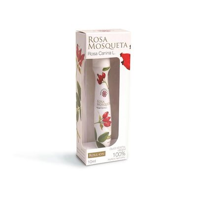 Óleo Vegetal de Rosa Mosqueta Roll-On - Phytoterápica 10ml