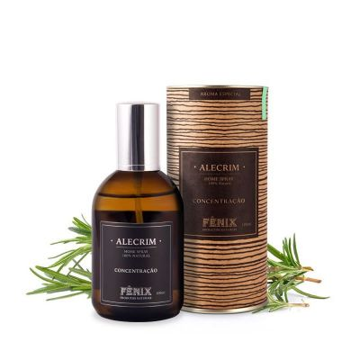 Spray de Ambiente de Alecrim - Fenix 100ml