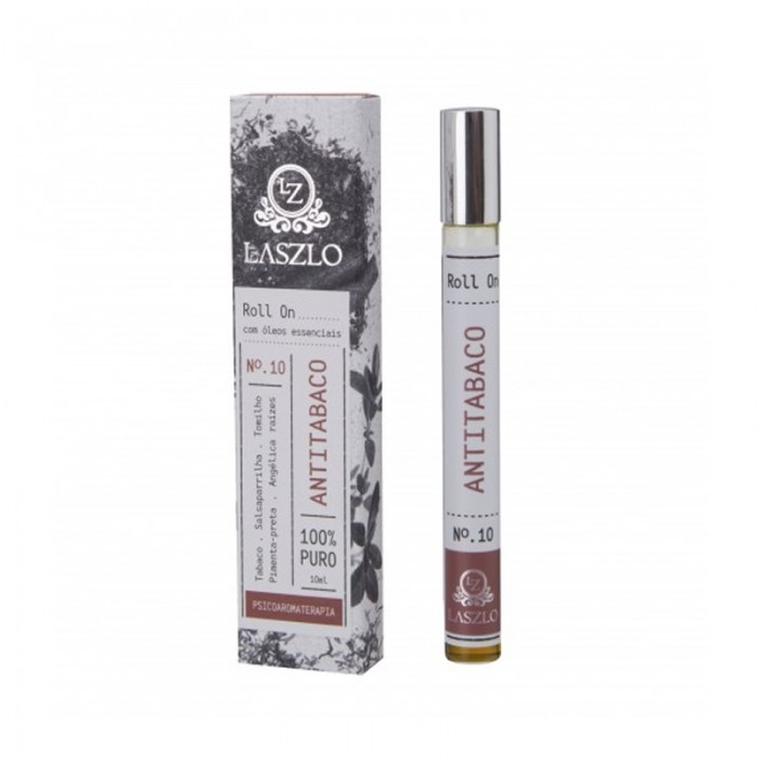 Sinergia Roll-on - Anti Tabaco  - Laszlo 10ml