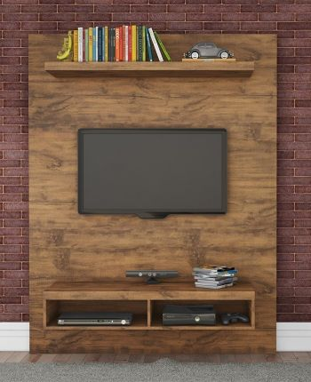 ESTANTE HOME THEATER 140CM NOBRE TB100 - DALLA COSTA