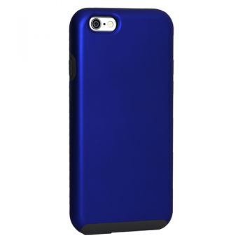 Capa IMPACTO DUO da Intelimix para Apple iPhone 6 Plus - COR AZUL