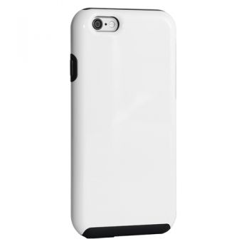 Capa IMPACTO DUO da Intelimix para Apple iPhone 6 Plus - COR BRANCA