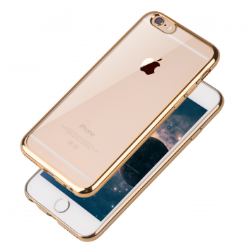 Capa InteliSLIM da Intelimix para Apple iPhone 6 / 6s - DOURADA