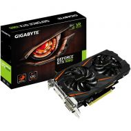 Placa de Vídeo NVIDIA Gigabyte GeForce GTX1060 Windforce OC 6G - GV-N1060WF2OC-6GD