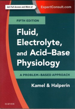 Fluid, Electrolyte and Acid-Base Physiology, 5th Edition  - foto principal 1