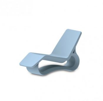 Octo Chaise Longue Azul Tramontina 92713/070