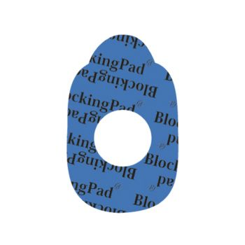 Blocking Pad Digital HES 14/22 1000 Mr Blue