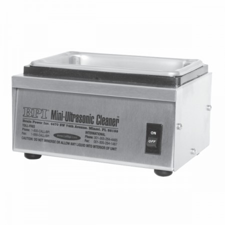 BPI Mini Tank Ultrassom Cleaner  - foto principal 1