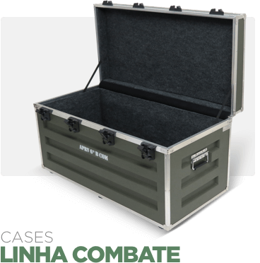 Cases linha combate